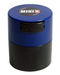 TightVac - TV1 - Eko - Minivac - Storage Container - 1.4oz - Dark Blue