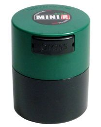 TightVac - TV1 - Eko - Minivac - Storage Container - 1.4oz - Dark Green