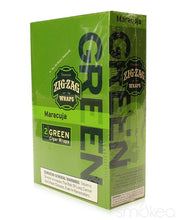 Load image into Gallery viewer, Zig Zag - Blunt Wraps Green Maracuja For Sale