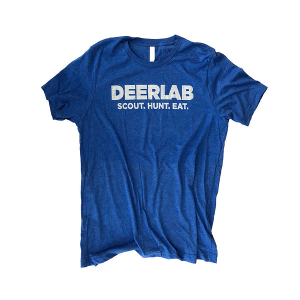 DeerLab Blue T-Shirt