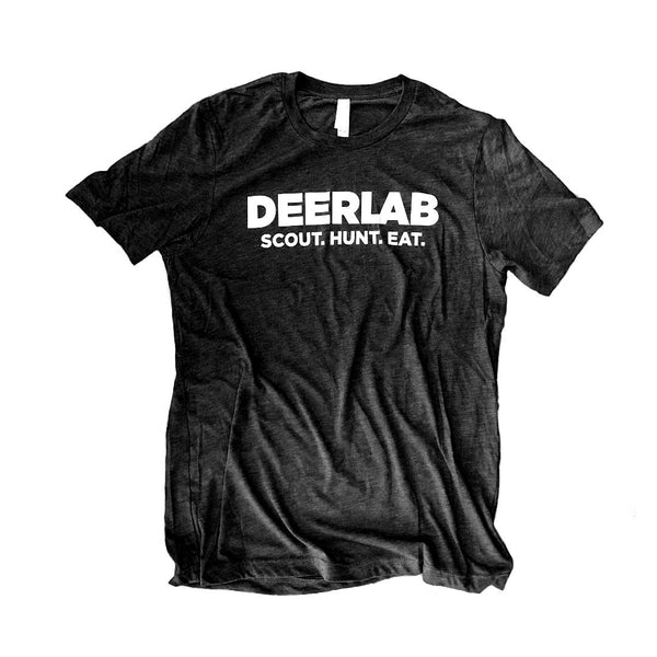 DeerLab Charcoal T-Shirt