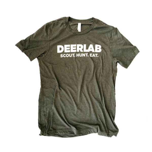 DeerLab Green T-Shirt