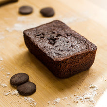 Load image into Gallery viewer, 4 Gluten Free Chocolate Brownies