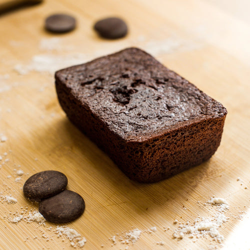 4 Gluten Free Chocolate Brownies