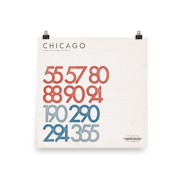 Chicago Numbered