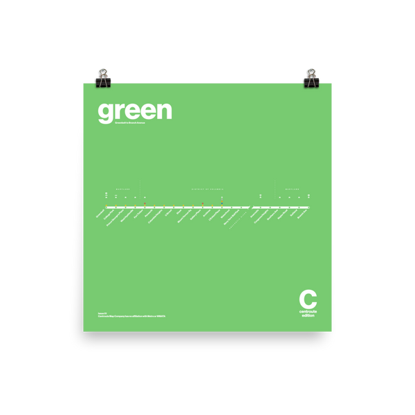 DC Metro Guide - Green Line