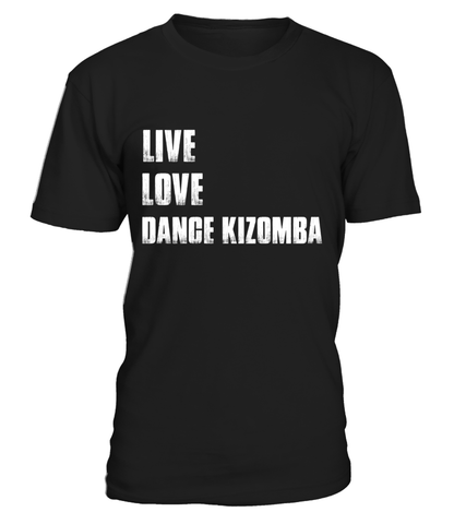 LIVE, LOVE, DANCE KIZOMBA !