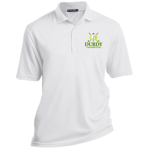 Durdy Country Club Dri-Mesh Short Sleeve Polo