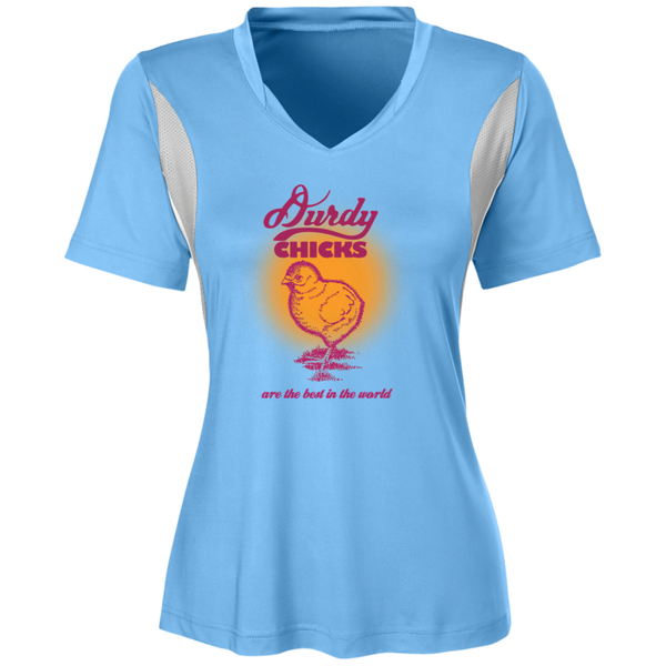 Durdy Chicks Team 365 Ladies' All Sport Jersey