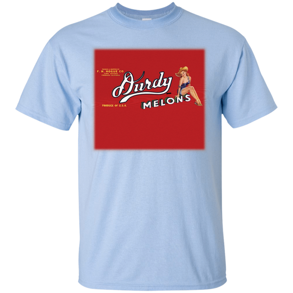 Durdy Melons G200 Gildan Ultra Cotton T-Shirt
