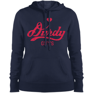 Love Durdy Guys Sport-Tek Ladies' Pullover Hooded Sweatshirt