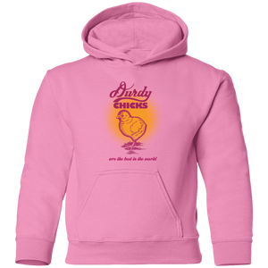 Durdy Chicks Precious Cargo Toddler Pullover Hoodie