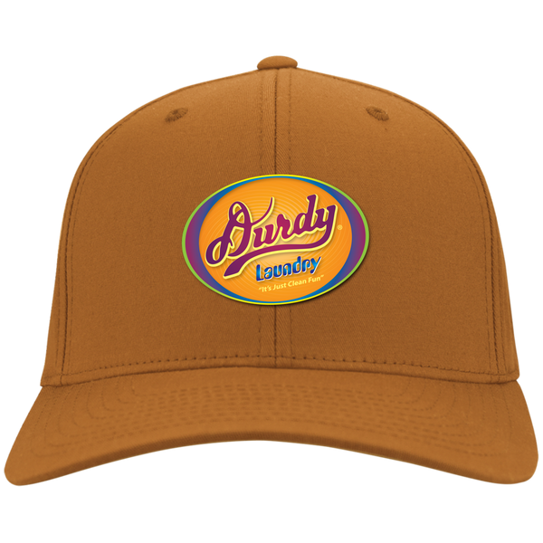 Durdy Laundry Port & Co. Twill Cap