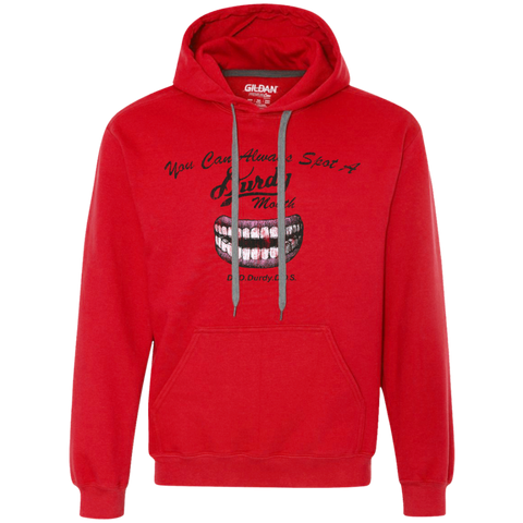 Durdy Mouth Gildan Heavyweight Pullover Fleece Sweatshirt