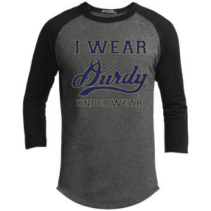 I Wear Durdy Underwear Sport-Tek Sporty T-Shirt