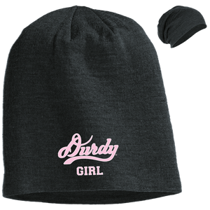 Durdy Girl District Slouch Beanie