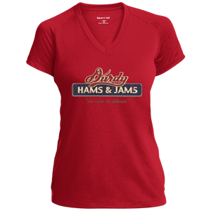 Durdy Hams & Jams Sport-Tek Ladies' Performance T-Shirt