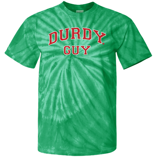 Durdy Guy  100% Cotton Tie Dye T-Shirt