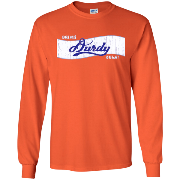 Durdy Cola Gildan LS Ultra Cotton T-Shirt