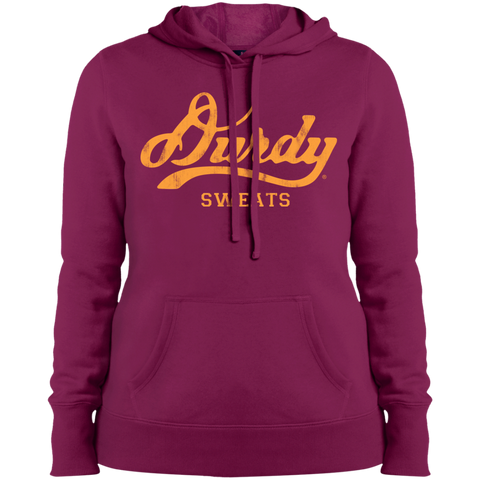 Durdy Sweats Sport-Tek Ladies' Pullover Hooded Sweatshirt