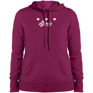Triple Heart Durdy Sport-Tek Ladies' Pullover Hooded Sweatshirt