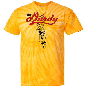 Play Durdy 100% Cotton Tie Dye T-Shirt