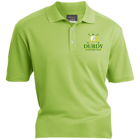 Durdy Country Club Nike® Dri-Fit Polo Shirt