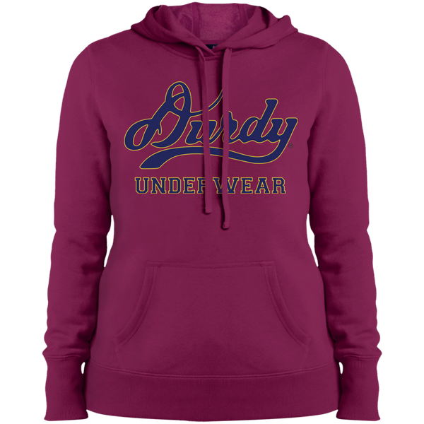 Durdy Underwear Sport-Tek Ladies' Pullover Hooded Sweatshirt