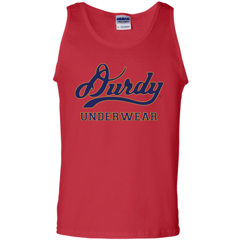 Durdy Underwear Gildan 100% Cotton Tank Top