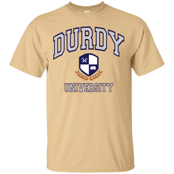 Durdy University G200 Gildan Ultra Cotton T-Shirt