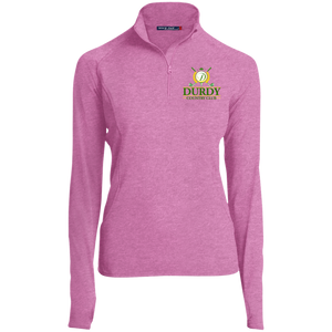 Durdy Country Club Women's 1/2 Zip Performance Pullover