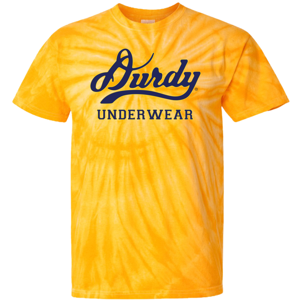 Durdy Underwear 100% Cotton Tie Dye T-Shirt