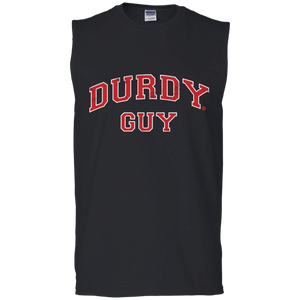 Durdy Guy  Gildan Men's Ultra Cotton Sleeveless T-Shirt