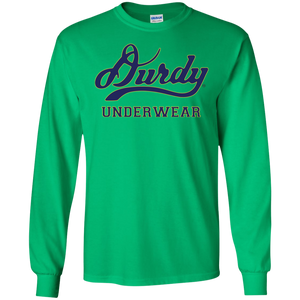 Durdy Underwear Gildan LS Ultra Cotton T-Shirt