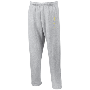 Durdy Sweats Gildan Open Bottom Sweatpants with Pockets