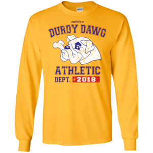 Durdy Dawg G240 Gildan LS Ultra Cotton T-Shirt