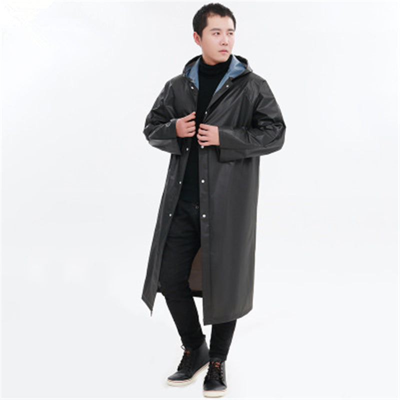 Raincoat For Women And Men With Hood