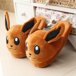 Women Anime Cartoon Slippers Home House Shoes