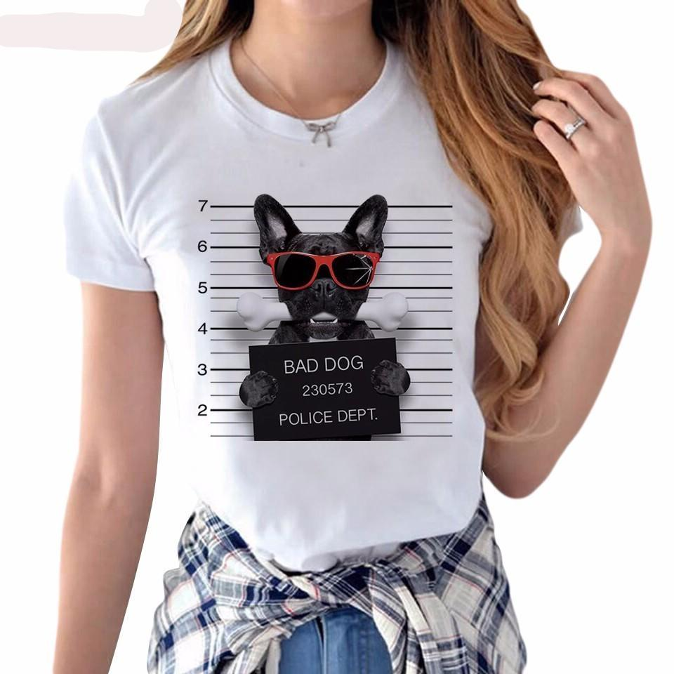 BAD DOG T-SHIRTS FOR BOTH MEN AND WOMEN