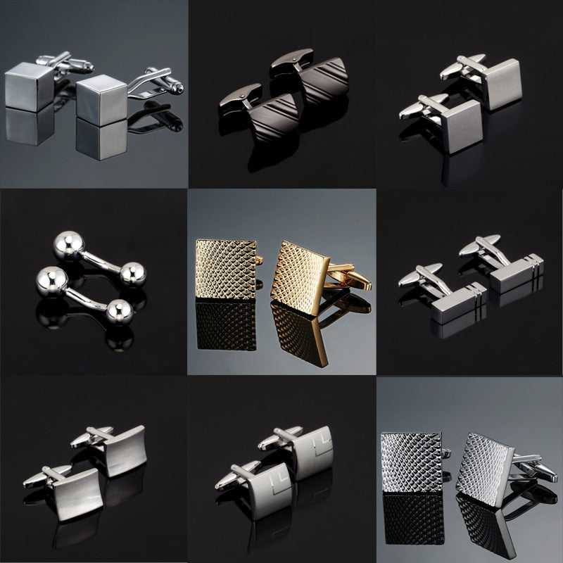Cuff Links For Men High Quality
