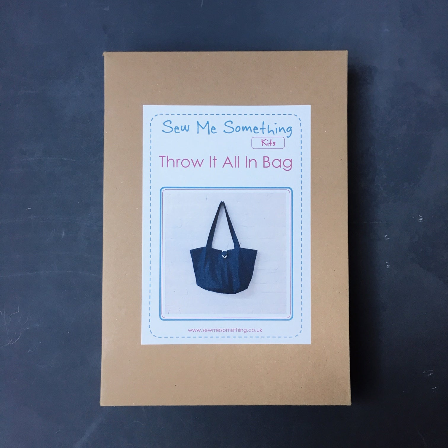 Throw It All In Bag Kit