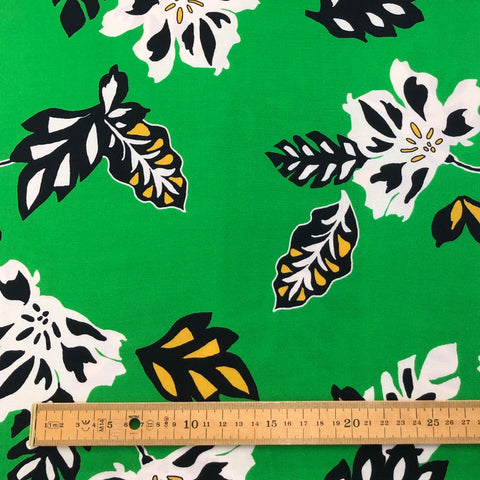 Club Tropicana Print Viscose