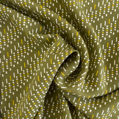 Dots and Dashes Viscose