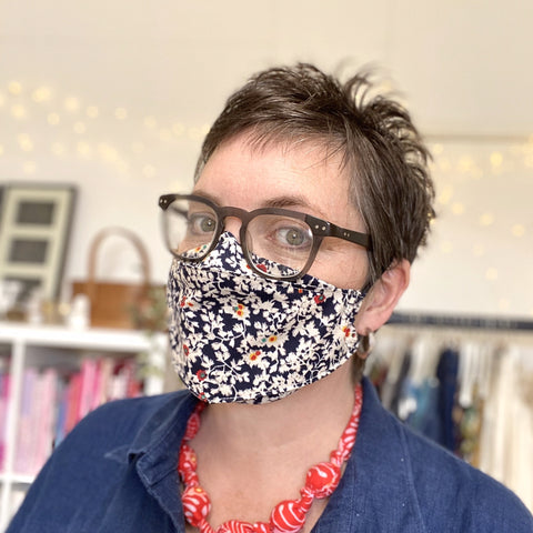 Free Face Covering Pattern