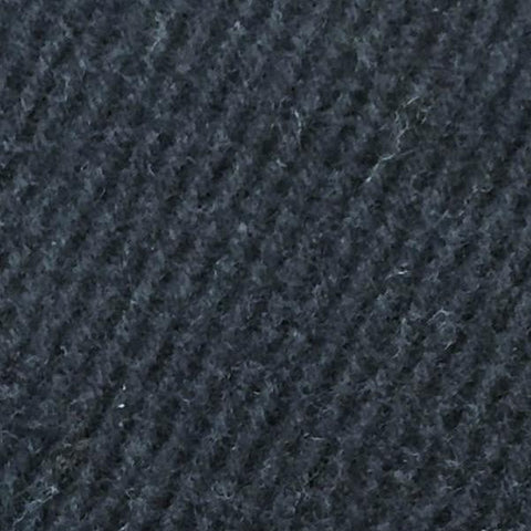 Navy Heavy Weight Wool Mix Coating