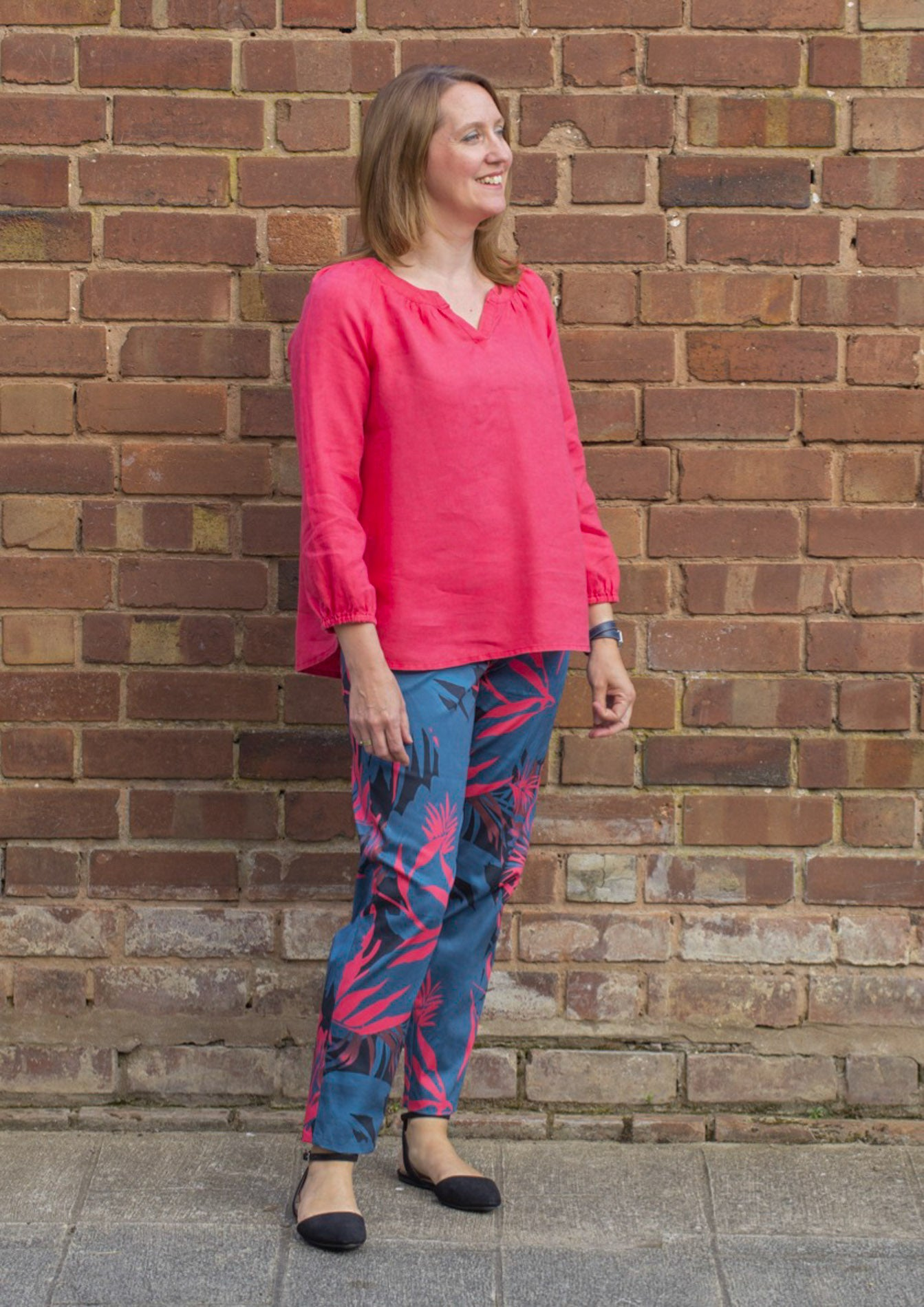 Hero Trousers Sewing Pattern