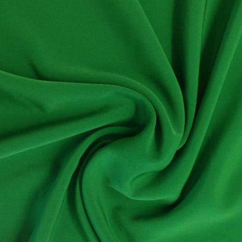 Luxury Crepe Emerald