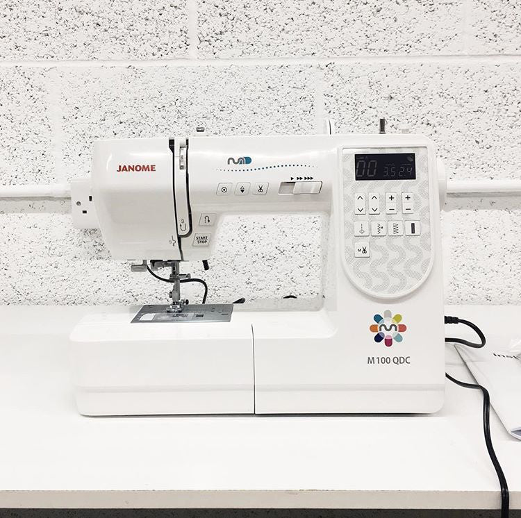 Learn to use a Sewing Machine