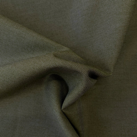 Micro Dots Cotton Stretch Herb