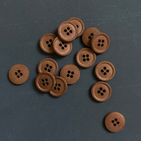 Boston Fall Cotton Buttons